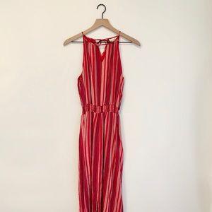 Universal Thread Striped Maxi Dress